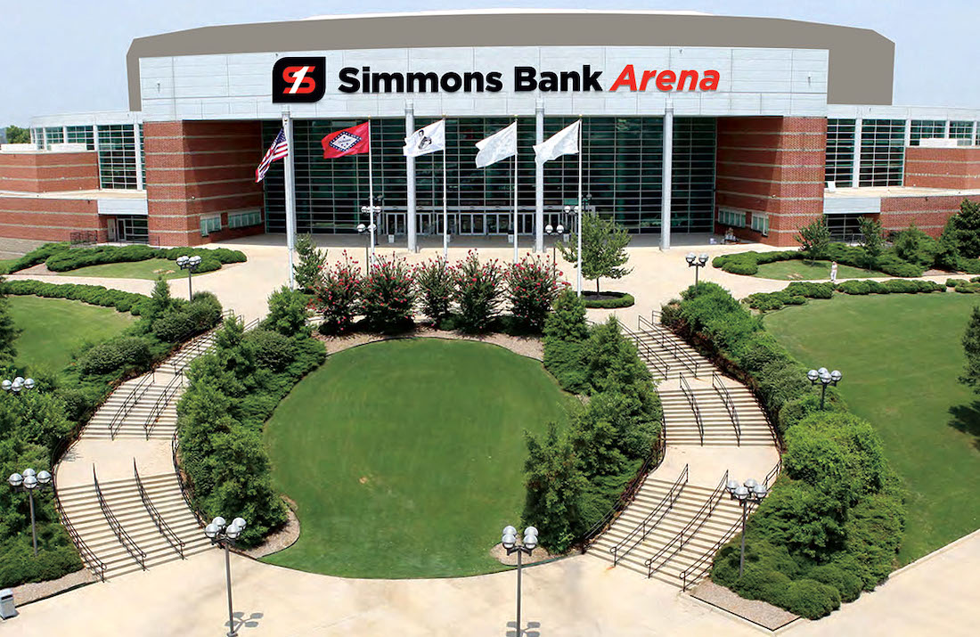 simmons bank arena