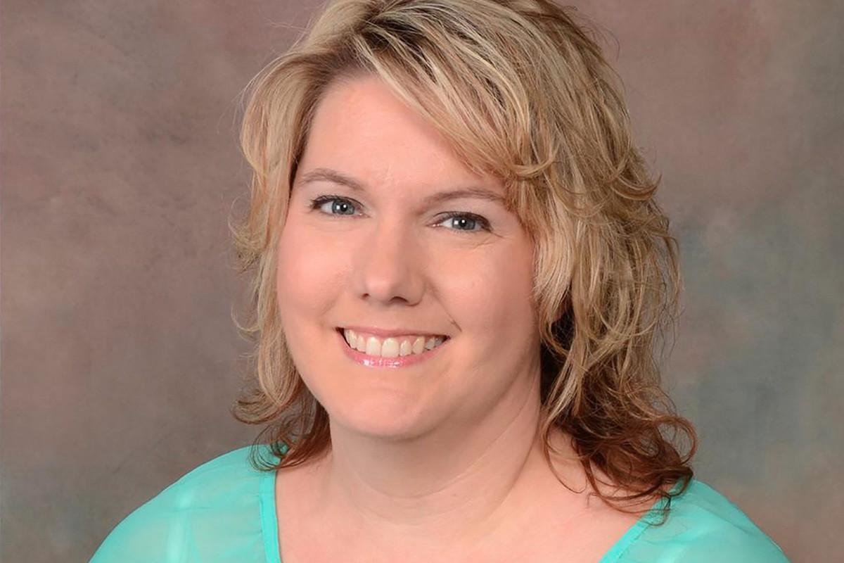 Kristyn Cooley of Crye-Leike in Hot Springs.