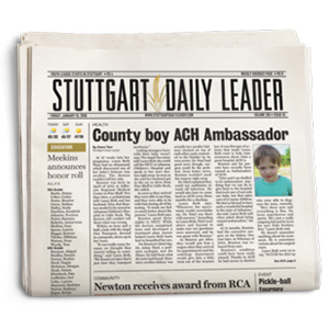 Publishing Plans Put Off at The Stuttgart Leader