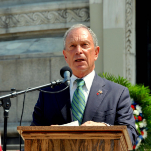 Bloomberg Spends Big on Arkansas Presidential Primary
