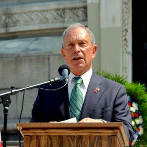 Michael Bloomberg Registers for 2020 Ballot in Arkansas