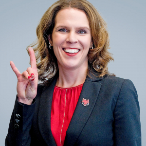 A-State's Karen McDaniel Sees Enclave of Hospitality from Embassy