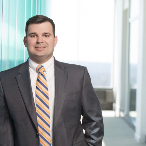 WLJ's Baxter Drennon Named A National Director of DRI (Movers & Shakers)