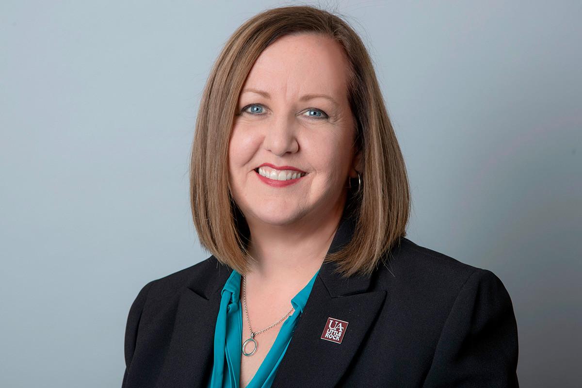 Mandy Hull of the University of Arkansas at Little Rock.