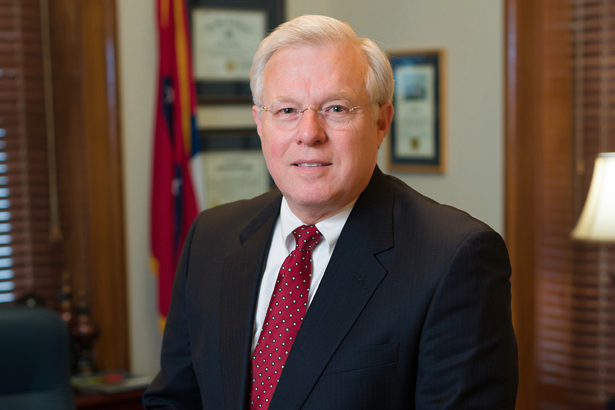 Roger Norman is legislative auditor, the top manager of Arkansas Legislative Audit. He oversees a department of 266 employees who annually audit the state's public entities.