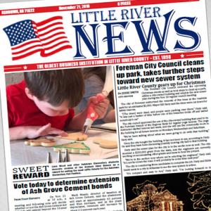 Ashdown Paper Inactive; Democrat-Gazette Digital Numbers Up