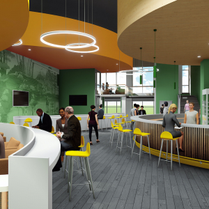 ATU Awards $3.5M Contract for Student Union Space