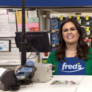 Fred's, Sanders' Sales Lead Most-Read Online List