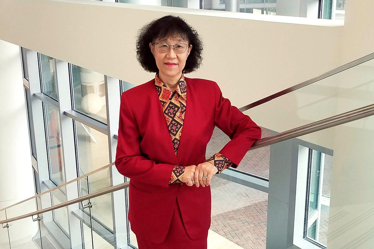 Shuk-Mei Ho of the University of Arkansas for Medical Sciences in Little Rock.