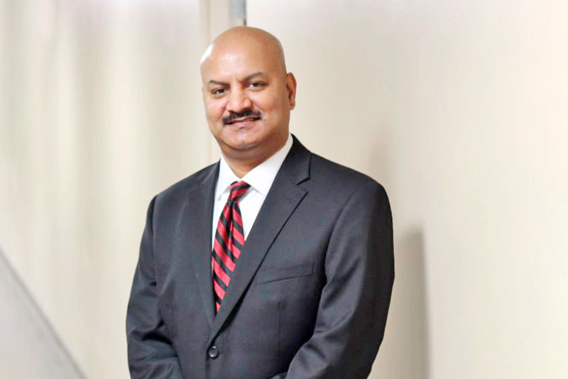 Bob Sarkar, president of Arkansas Health Network