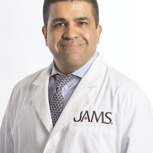 Jay Bhama Named Chief of UAMS Cardiovascular Surgery