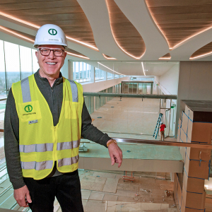 Bank OZK's New HQ Built to Recruit, Retain Talent