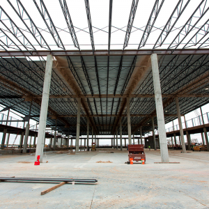 Construction Flurry Advances Saracen Casino