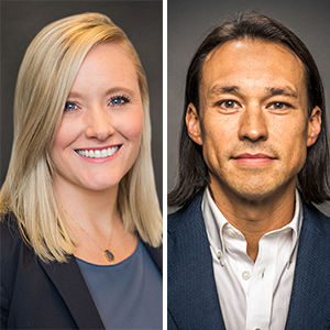 Euseppi, Ho Selected for CJRW Board (Movers & Shakers)