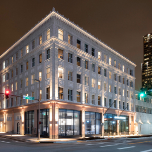AC Hotel Premieres in Historic Little Rock Project