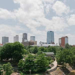 Landing in Little Rock with Incentives to Stay