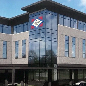 Centennial Bank's Commerce Center at Riverdale On the Rise