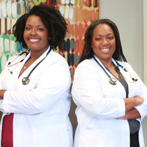 Direct Care: Women Partner in Clinic That's Personal