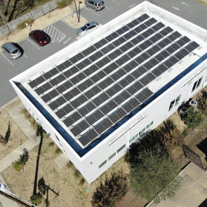 Scenic Hill to Help NLR Wastewater Go Solar, While Seal Aids Associates Physical Therapy