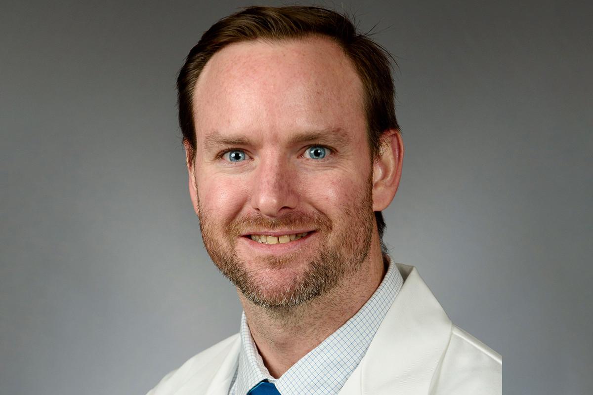 Adam Finch of Radiology Associates PA in Little Rock.