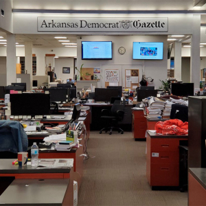 News Beat Goes On, Remotely and Free, at Democrat-Gazette