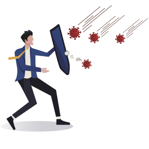 No Dithering! Quick Reaction Saves Businesses (Allen Engstrom Commentary)