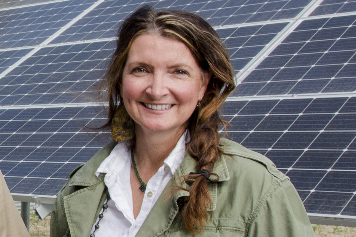 Seal Solar President Heather Nelson said that the citizens of Arkansas
