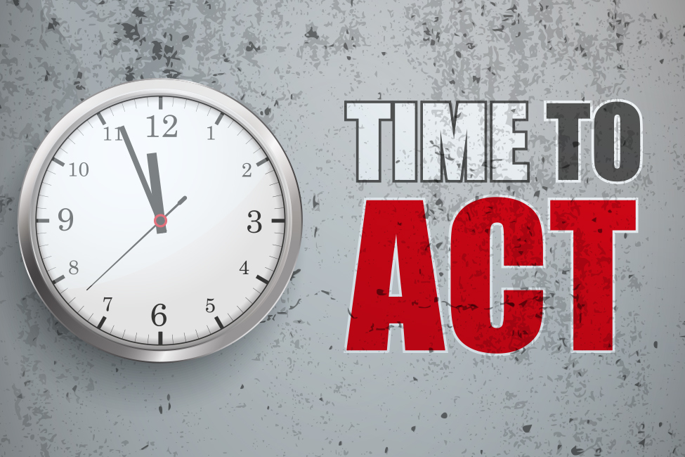 Register by May 8 for the New ACT Date!
