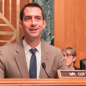 Tom Cotton's Dunk on The New York Times