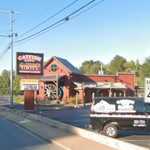 Mighty Crab Coming to Catfish City