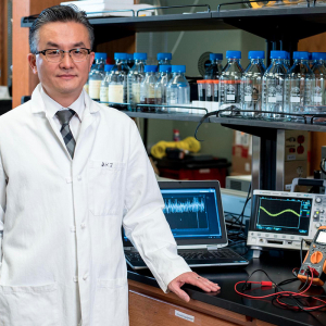 A-State's Jeong Recognized for Mechanical Engineering (Movers & Shakers)