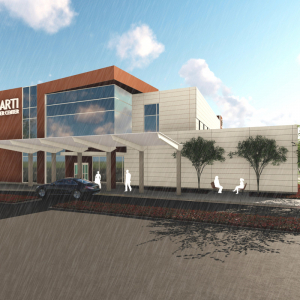 CARTI Makes Plans for Pine Bluff Treatment Center