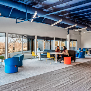 After the Pandemic: A Look At New Office Space Designs