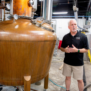 Distilleries Pouring Out New Products