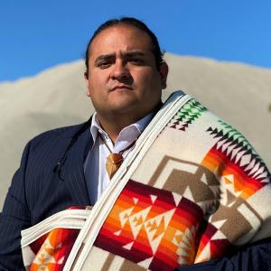 Ahead of Casino Opening, New Quapaw Leader Goes Quiet