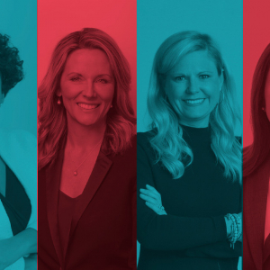 Video: Women Leaders Talk Pay Equity, Career Moves at Women's Leadership Event
