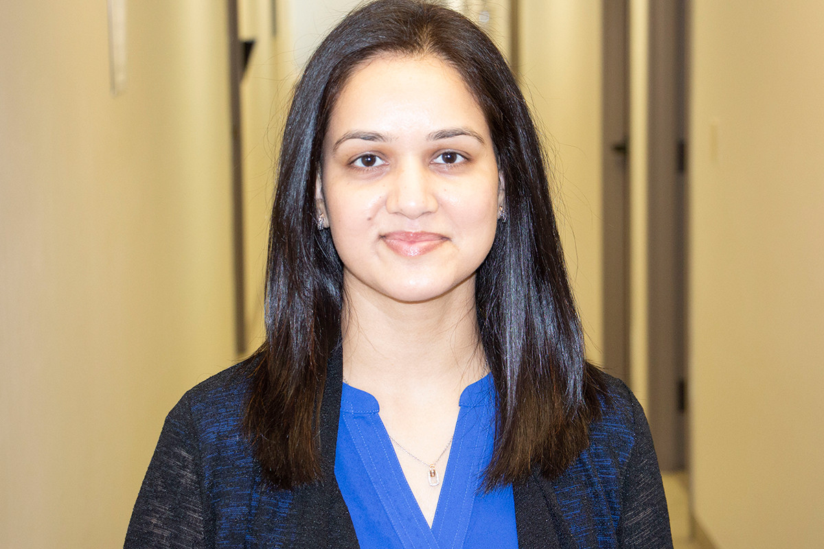 Dr. Madhura Borikar of CHI St. Vincent Little Rock Diagnostic Clinic.