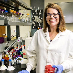 UA Scientist Sets Her Goal: Diner Safety