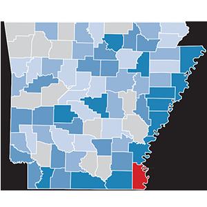 Arkansas Unemployment: Metro vs. Rural Areas