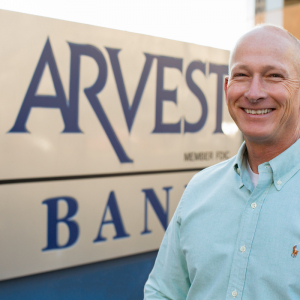 Arvest CEO Elected to National Board