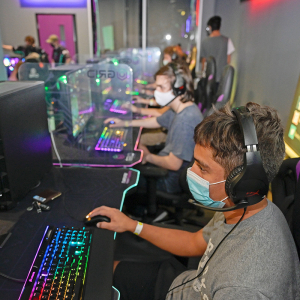 Not Just Playing Around: Esports Offer a Path