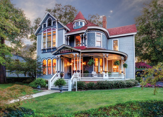 5 Quintessential Little Rock Homes