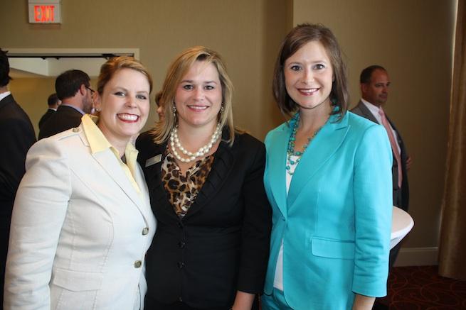 Martine Pollard, Karen Garrett, Katie Burns
