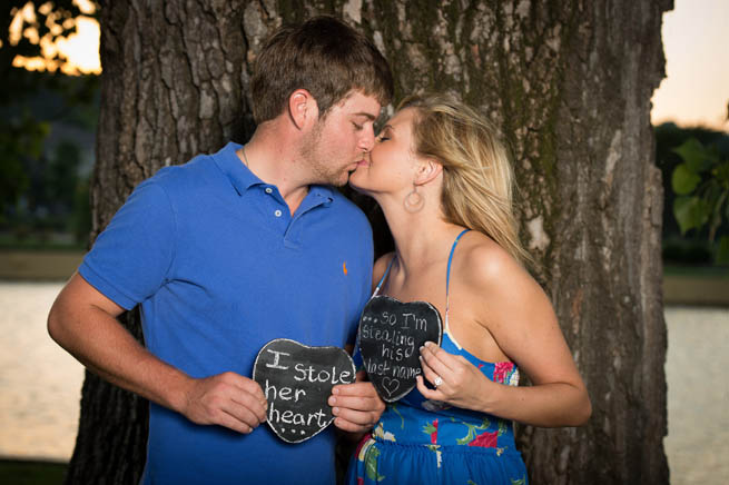 Arkansas Engagement: Hayley Cox of Fort Smith & Chad Trimble of Sherwood