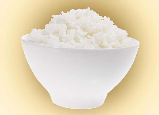 Sugared Rice