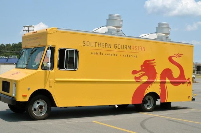 Southern Gourmasian Food Truck