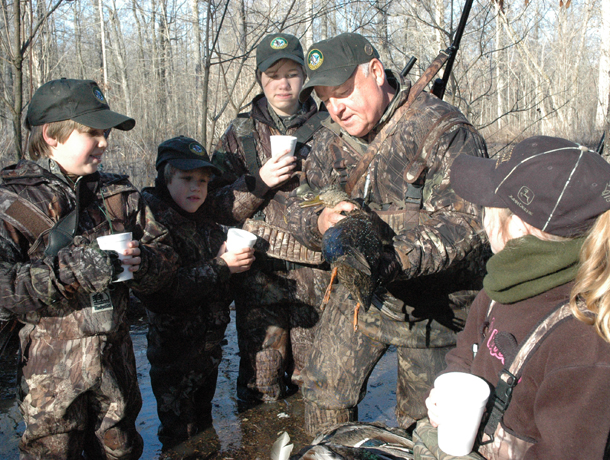 Arkansas game fish foundation promotes outdoors heritage for Arkansas game fish