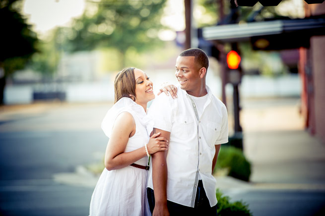 Arkansas Engagement: Armenthia McClelland of Syracuse, N.Y. & Clarence