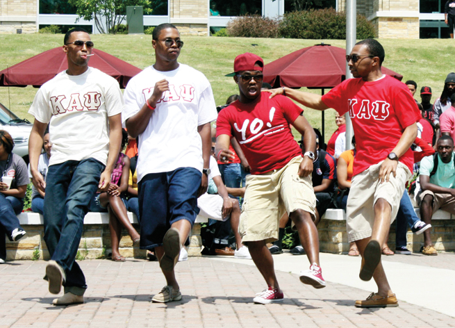 Going Greek: The Truth About Fraternities & Sororities