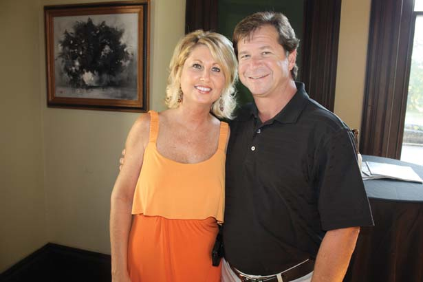 Tina Pike, Mack Hutchison